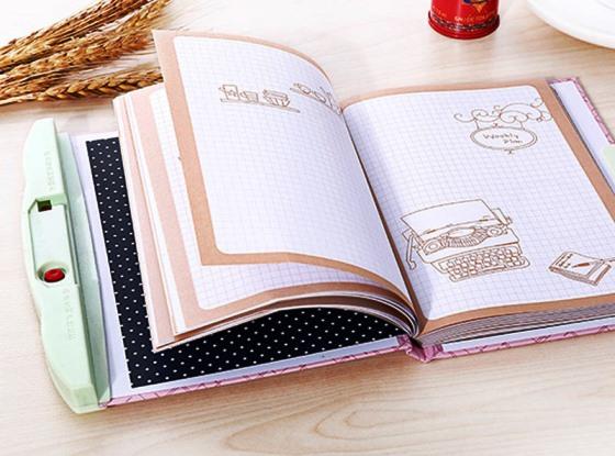 Características de un diario personal