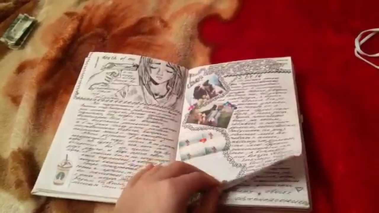 Estructura de un diario personal el diario personal for Cual es la estructura del periodico mural