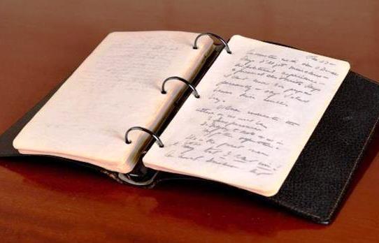 ¿Cuál es la importancia de un diario personal?