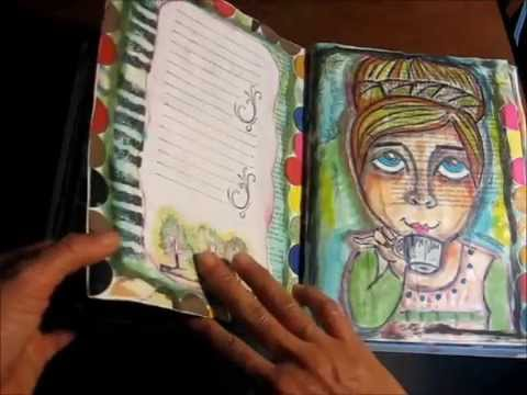 ¿Qué es el diario personal artístico?